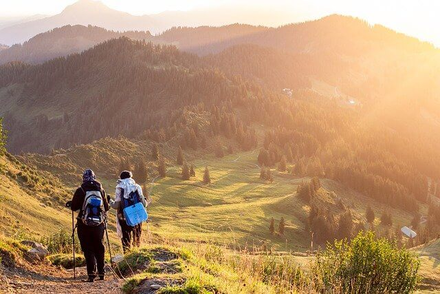 9 trekking eşyası
