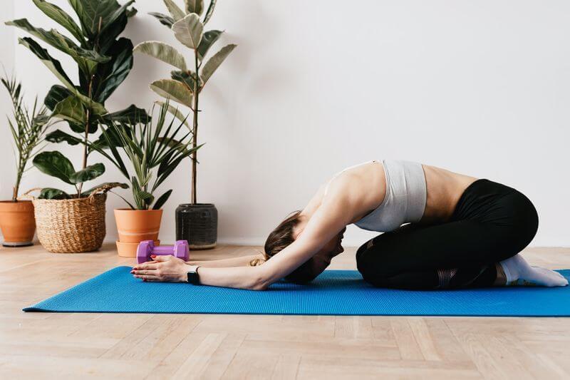 Evde yapılabilecek egzersiz hareketleri